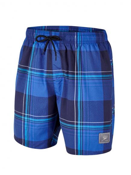 Speedo YD Check Leisure Watershort Blauw