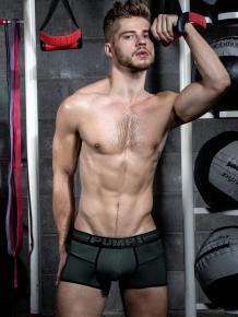 PUMP! Free-Fit Boxer - Military