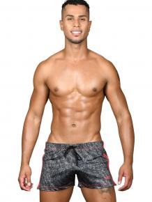 Andrew Christian Vibe Impressions - Jogger Shorts