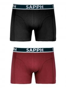 Sapph 2p Cotton Shorts - Marc