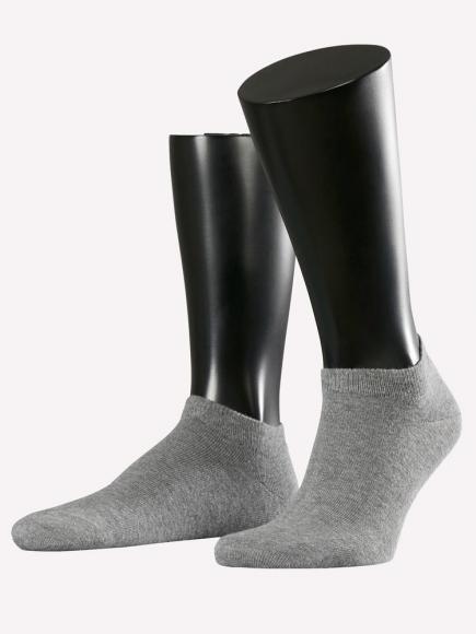 Esprit Basic Sneaker Socks 2-PACK Grijs