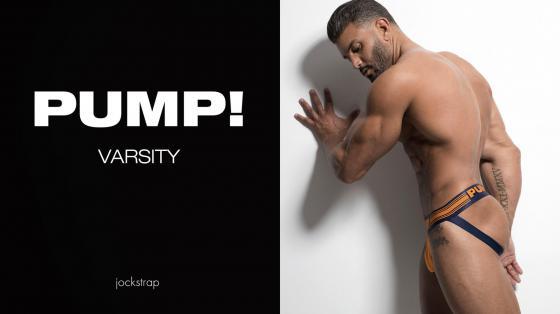 PUMP! Jock - Varsity