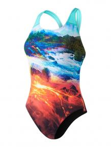 Speedo END Lavaflash Powerback