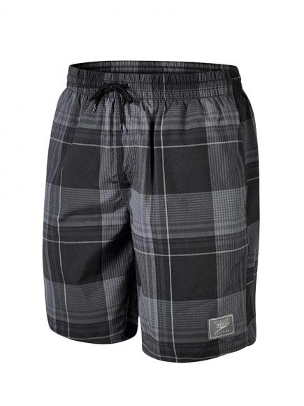 Speedo Line Check Leisure Short Grijs