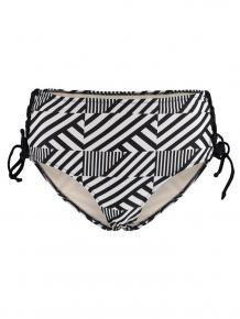 Sapph Navagio High Brief Strappy