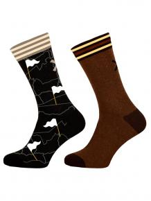 MuchachoMalo 2-pack Socks Wildlife