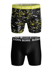 Björn Borg Performance Shorts 2p