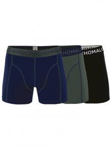 MuchachoMalo Boys 3-pack Short