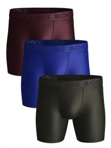Björn Borg Performance Short - 3 pack