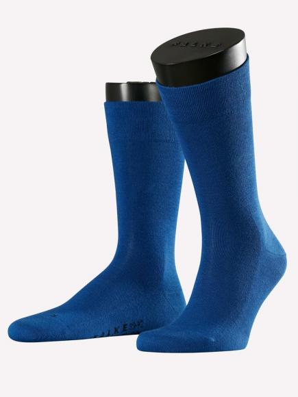 Falke Sensitive London Blauw