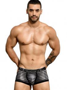 Andrew Christian MASSIVE GLAM Stripe Boxer