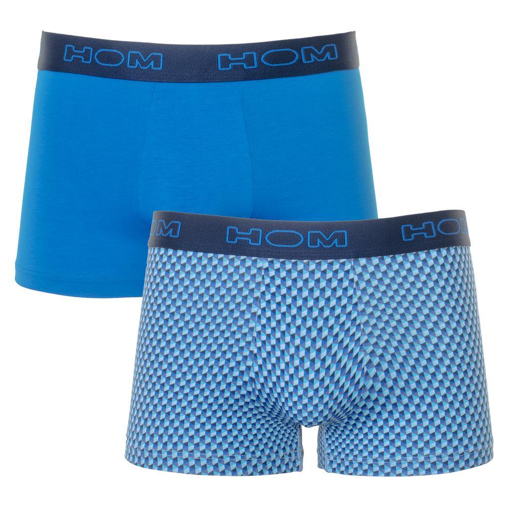 HOM 2p Boxer Briefs - Azur
