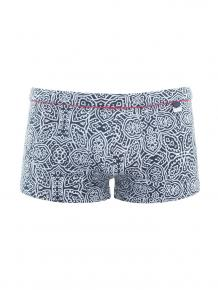 HOM Fresque Swim Shorts