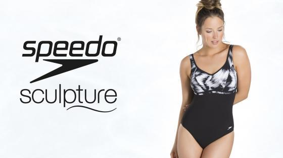 Speedo Sculpture Contourluxe Swimsuit