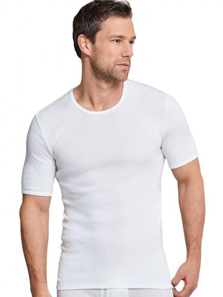 Schiesser Original Feinripp - T-Shirt 1/2