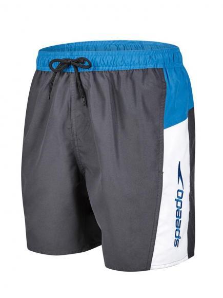 Speedo Sport Splice 16 Watershort Blauw/Grijs