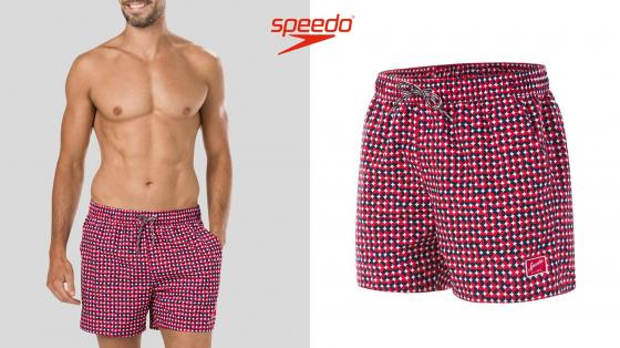 "Speedo Vintage 14"" Watershort"