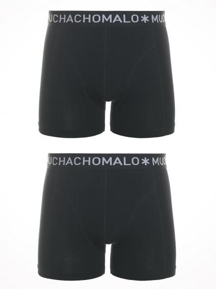 MuchachoMalo 2 Pack Short Zwart