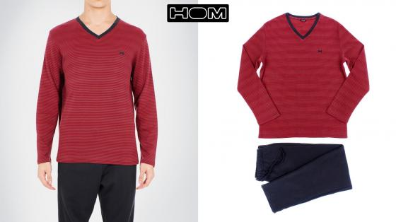 HOM Long Sleepwear - Smartness