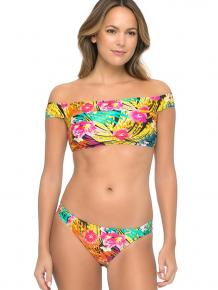 Sapph Leccornia Tropical Top