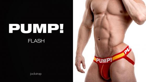 PUMP! Jock - Flash