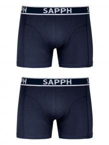 Sapph 2-packShorts Cotton