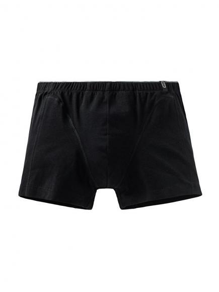 Schiesser 95/5 Minishorts Zwart