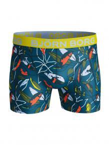 Björn Borg Lightweight Short NY Greenery 1p