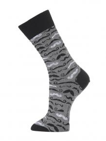 HOM Socks Whiskers (cotton)