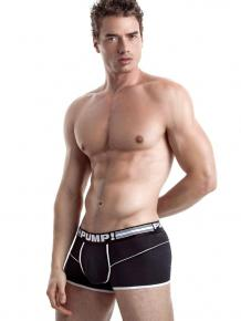PUMP! Free-Fit Boxer - Black