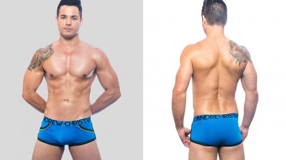 Andrew Christian Show-It Pocket Boxer