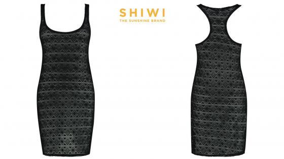 Shiwi Kleid Crochet