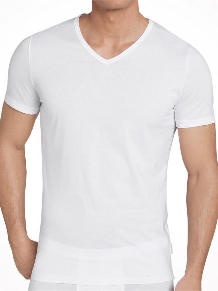 Sloggi EverNew Shirt 03 V-Neck Wit