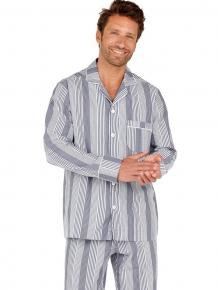 HOM Long Woven Sleepwear - Mazargues