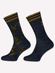 MuchachoMalo 2-pack Socks Soldier