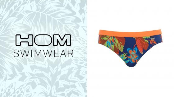 HOM Swim Mini Briefs - Paradisiaque