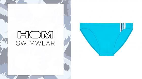 HOM Swim Micro Briefs - Alize - Turquois
