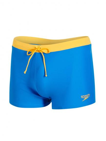 Speedo Valmilton Aquashort Blauw-Oranje