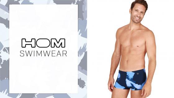HOM Swim Shorts - Mayflower
