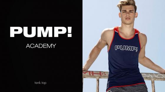 PUMP! Academy Tank