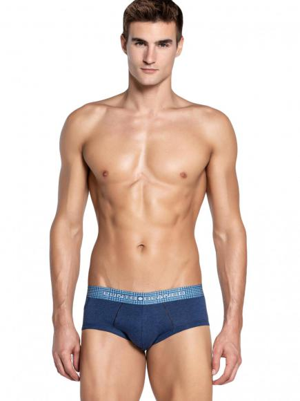 Punto Blanco Brief - Heritage Blauw