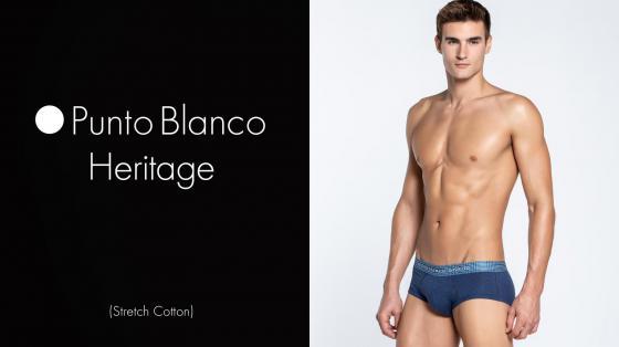 Punto Blanco Brief - Heritage
