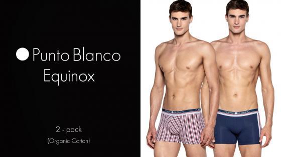 Punto Blanco 2p Boxer Briefs - Equinox