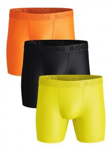 Björn Borg Performance Shorts - 3 pack
