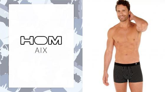 HOM Comfort Boxer Briefs - AIX