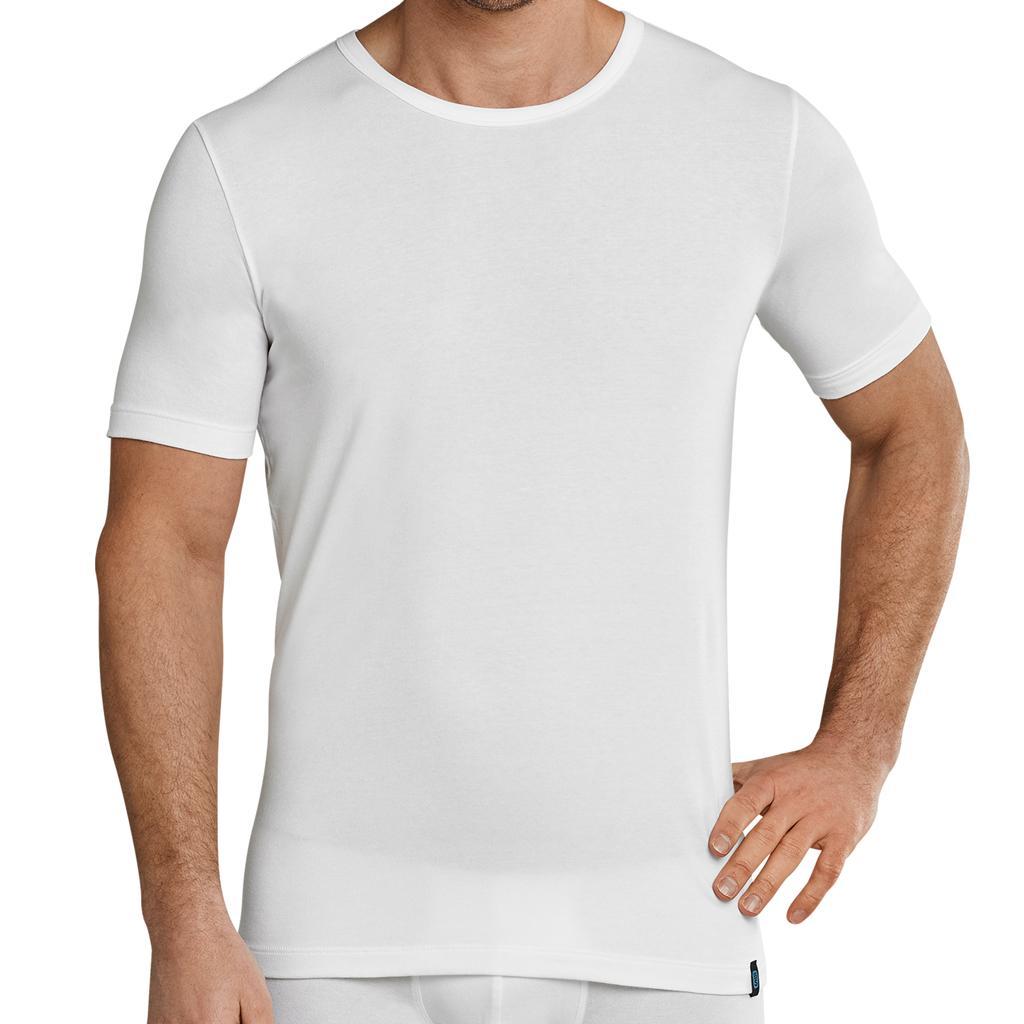 Schiesser 95/5 Shirt 1/2 crew-neck