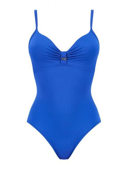 Sloggi Swim Wow Comfort Mellow OP Blauw