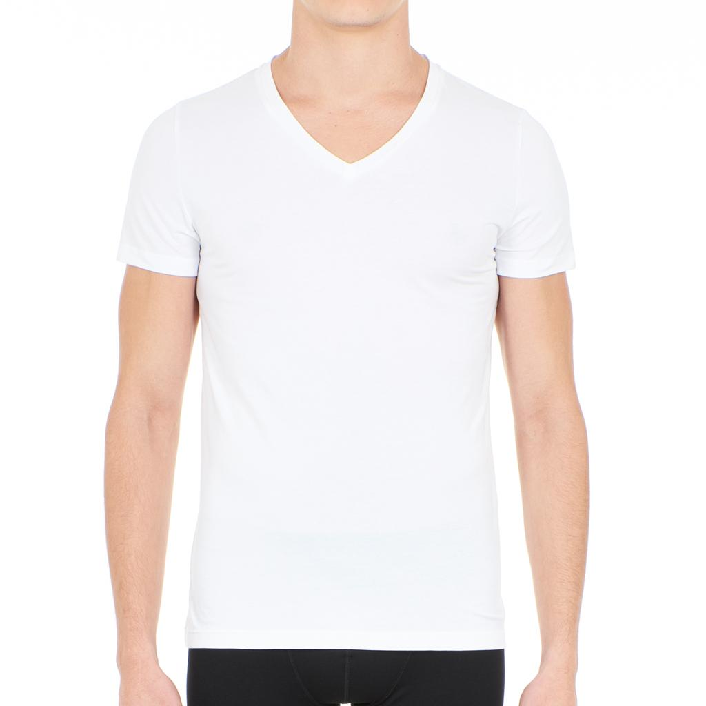 HOM T-Shirt V-neck - Supreme Cotton