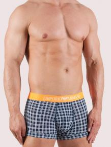 Emporio Armani Cotton Trunk 4P505