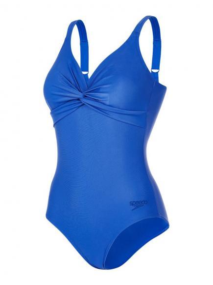 Speedo E10 Brigitte 1P Blauw